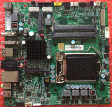 New !! Desktop motherboard H61H2-TI2 MINI -ITX 1155 USB 3.0 System Board fully Tested OK