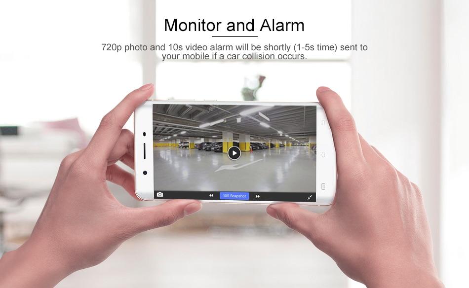 RUCCESS R40S 4G Dash Cam Car DVR Wifi GPS Camera Remote Monitor ADAS Smart Android 5.1 Dual Lens 1080P Nigth Vision Dashcam DVRs 6