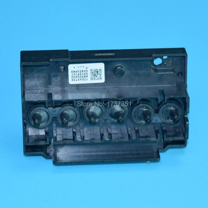 F180000 6 Color Refurbished Printhead For Epson L800 L801 A50 T50 P50 R290 R280 RX610 RX690