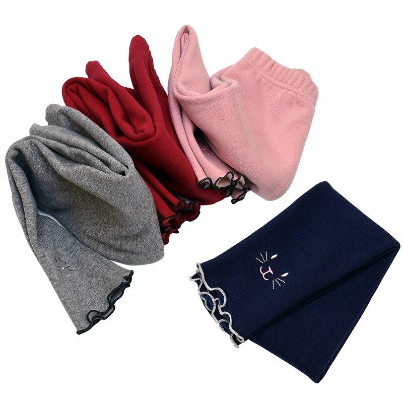 Reise schnecke mädchen warme leggings mädchen leggings kinder kinder winter leggings mädchen hosen pantalon nina elastische taille 2 zu 7 jahre