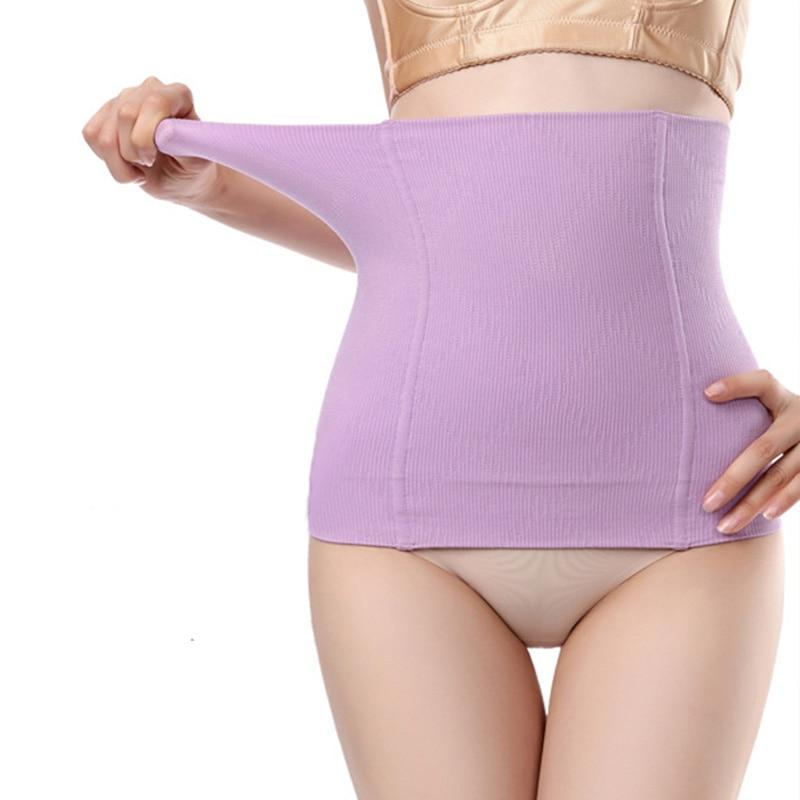 Waist Trainer Slimming Belt Seamless Slim Belts for Women Postpartum Mother Shapewear High Waist Cincher Body Shaper Band XL/2XL