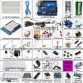 3d printer Starter Kit for arduino Uno R3 - Uno R3 Breadboard and holder Step Motor / Servo /1602 LCD / jumper Wire/ UNO R3/usb
