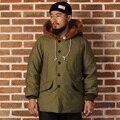 2016 mans long design US air force B9 cotton wool jacket