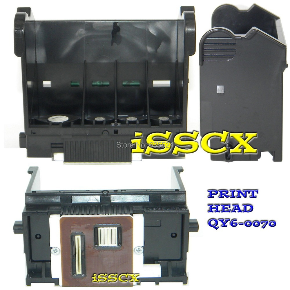 ФОТО Original NEW QY6-0070 Printhead for Canon MP510 MX700 ip3300 MP520 Printer Accessory