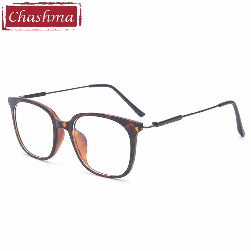 Chashma marca anteojos borde completo marcos de la moda óptica ...