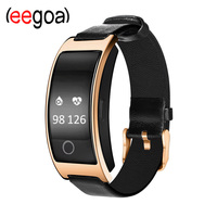 CK11S Smart Watch Bracelet Blood Pressure Heart Rate Monitoring Pedometer Fitness SmartWatch for Android IOS Nice PK CK11 F1 A09