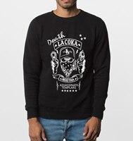 2016 New Autumn Winter Fashion Men Hoodies Brand Clothing La Coka Nostra Sweatshirt Cool Hip Hop