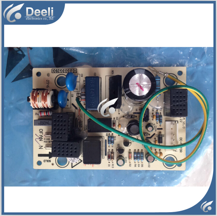 95% new good working for Gree air conditioner pc board circuit board 30135340 motherboard w52535c grjw52-a3 on sale 95% new good working for air conditioner motherboard pc board plate zkfr 72lw 17c1 on slae