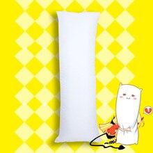 150X50 см Dakimakura обнимающая подушка для тела внутренняя вставка аниме подушка для тела основная подушка для мужчин и женщин внутренняя подушка для домашнего использования