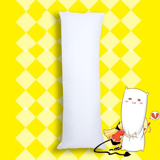 150 X 50cm Dakimakura Hugging Body Pillow Inner Insert Anime Body Pillow Core Men Women Pillow Interior Home Use Cushion Filling