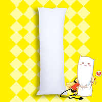 150 X 50cm Dakimakura Hugging Body Pillow Inner Insert Anime Body Pillow Core Men Women Pillow Interior Home Use Cushion Filling