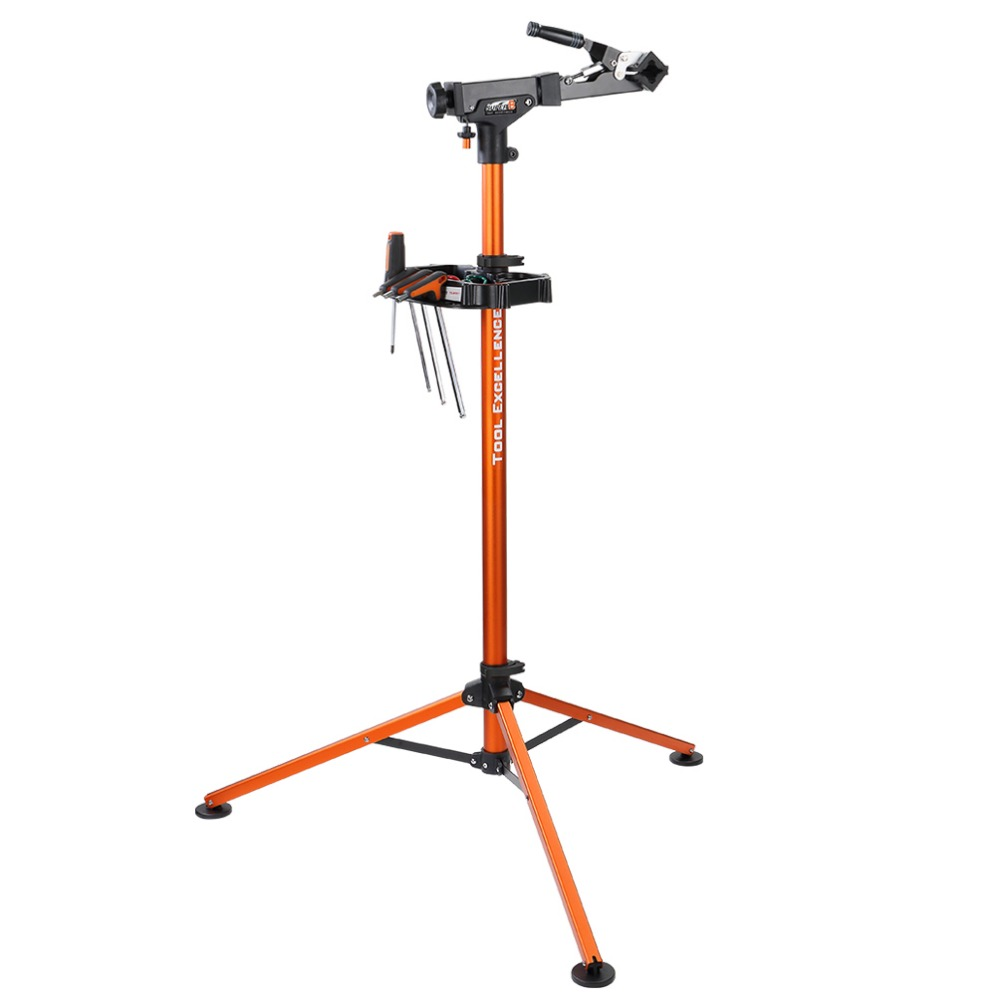 Work-Stand Bike-Tool-Rack Bicycle-Repair-Stand Professional Super-B for TB-WS30 Electric