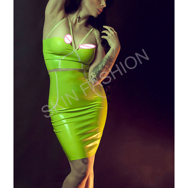 Sexy Women Fetishes Latex Topsskirts In Half Slips From Womens Clothing Accessories On Aliexpress Com Alibaba Group