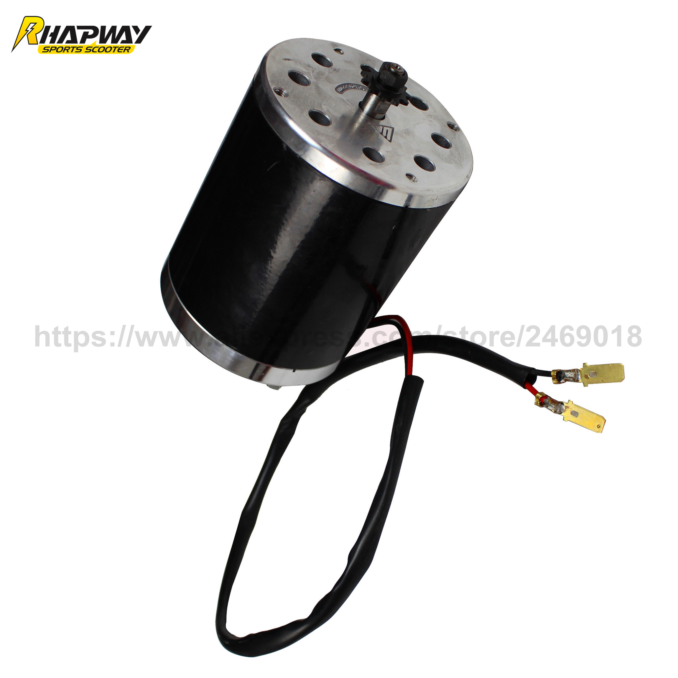 High Quality Electric Scooter Unite Motors 800w 36v