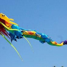 3D мягкий воздушный змей, лошадь, воздушный змей, высокое качество, китайский дракон, cerf volant vlieger, летающие воздушные змеи для взрослых, игрушка Рипстоп, торговля