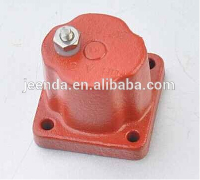 3017993 KTA Fuel Cut Solenoid Valve 3924450 2001es 12 fuel shutdown solenoid valve for cummins hitachi