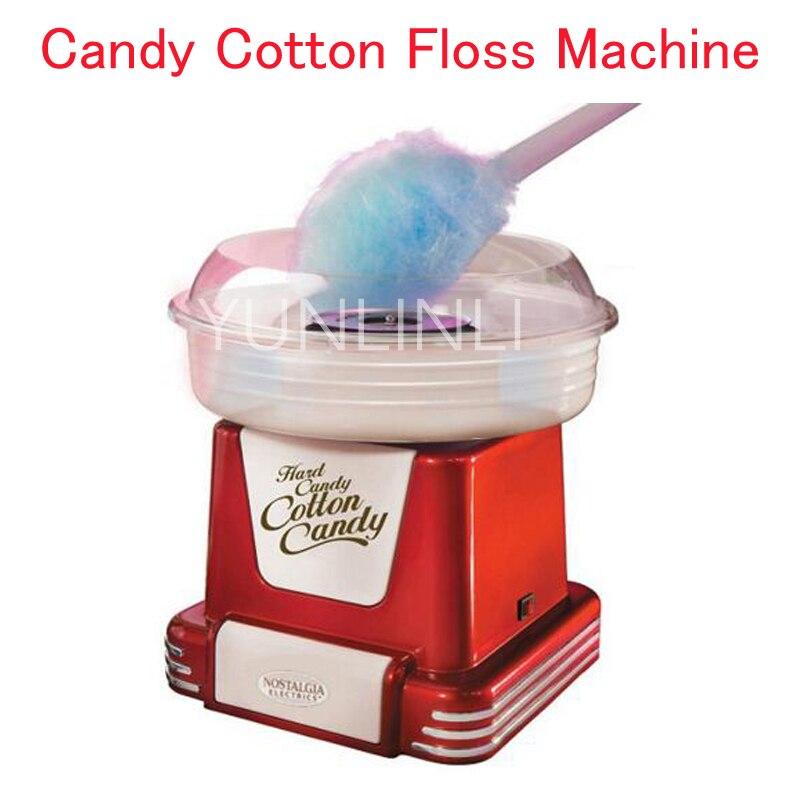 Электрическая детская машина для конфет из хлопка, машина для вата конфет, автоматическая машина для производства конфет, машина для производства нитей, PCM 805