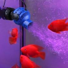 SUNSUN Marine Reef Aquarium Wave Making Pump Seawater Fish Tank Circulation Pump 360 Direction Adjustable Wave Maker Pump