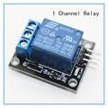 Buena Calidad de 1 Canales de Relé Sensor Moduel Piezas para Arduino Entrantes En Stock para Arduino uno y Breadboard