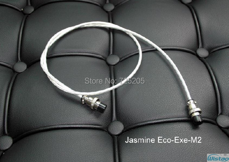 Power Connection Cable for Phono Amplifier LP Turntables Silver Plated Oxygen-Free Copper Wire 1m Black DIY  Free Shipping chrome oxide plated steel wire guide pulley for wire industry