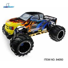 RC CAR TOYS HSP SKELETON HIGH SPEED 80KM/H 1/5 SCALE GAS POWERED MONSTER TRUCK REMOTE CONTROL 30CC ENGINE (ITEM NO. 94050)
