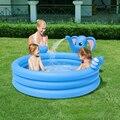 Multifunción Precioso Elefante Niños Parque Infantil Piscina piscina Inflable Piscina de Agua Casa de La Familia bebe zwembad