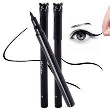 Жидкая подводка liner косметическая eye длительный красота cat pen карандаш стиль