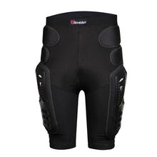 HEROBIKER Motocross Shorts Motorcycle Protector Protective Gear Armor Motorcycle Pants Hip Pads Biker Riding Racing Equipment(China)