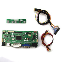 M NT68676 LCD LED Controller Driver Board For N154I2 L02 CLAA154WA05AN HDMI VGA DVI Audio LVDS