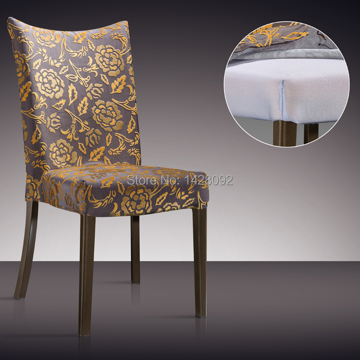 quality modern fully upholstered dining chair LQ-L7713 harumika 30509