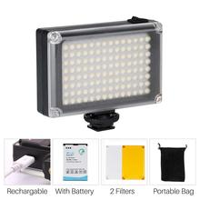 112 LED Video Light Mini Pocket Led Vlog Lighting for Canon Nikon Sony A6400 6300 Camcorder DSLR Camera Smartphone стоимость