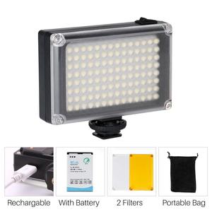 112 LED Video Light Mini Pocke