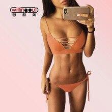 Backless Brazilian Bikini