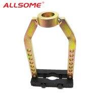 ALLSOME Car Drive Shaft CV Joint Puller Removal Tool For CVJ Diameter 25x14 CM Propshaft Splitter Separator Tool HT1191