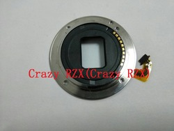 NEW For Sony SELP1650 16-50mm F3.5-5.6 PZ OSS Lens Mount Bayonet Ring With Contacts Flexible Cable Repair Parts