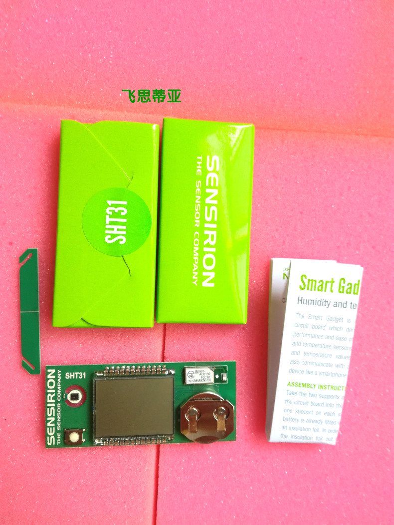 For Spot 403-1-101294-01 Sensirion Module SHT31 Smart Gadget Development Board