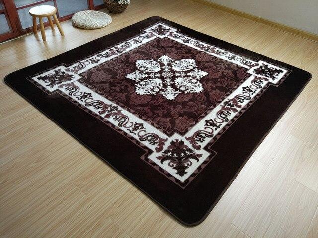 Japanese Floor Mattress Pad Large 2 Size 185 240cm Kotatsu Futon Mat Portable Tatami Fashion