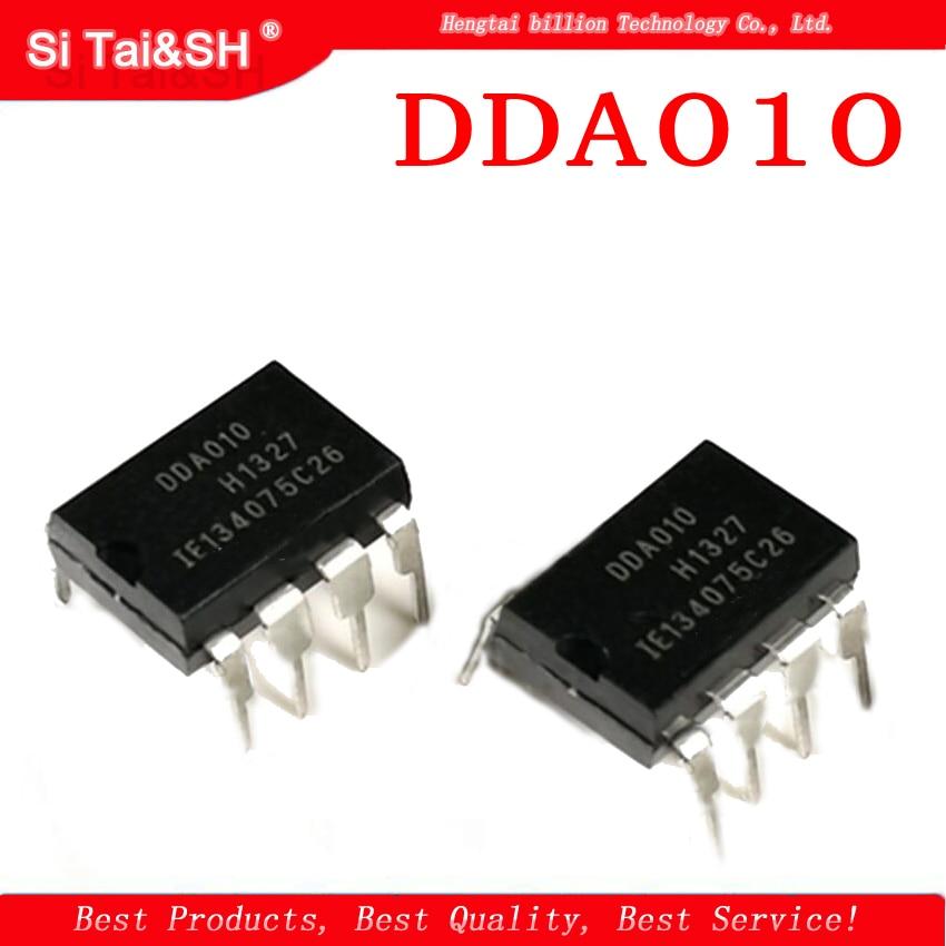 10pcs DDA010 DDA010 DIP-8