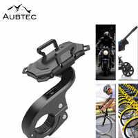 Porte-vélo de vélo support de téléphone anti-dérapant support de moto supports de Smartphone téléphone portable GPS accessoires de vélo