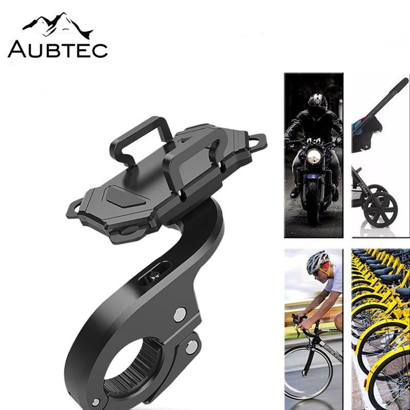 Titular da Bicicleta Da Bicicleta Anti Slide Telefone Suporte de Montagem Motocicleta Smartphones Titulares Telefone Celular GPS Acessórios Para Bicicletas