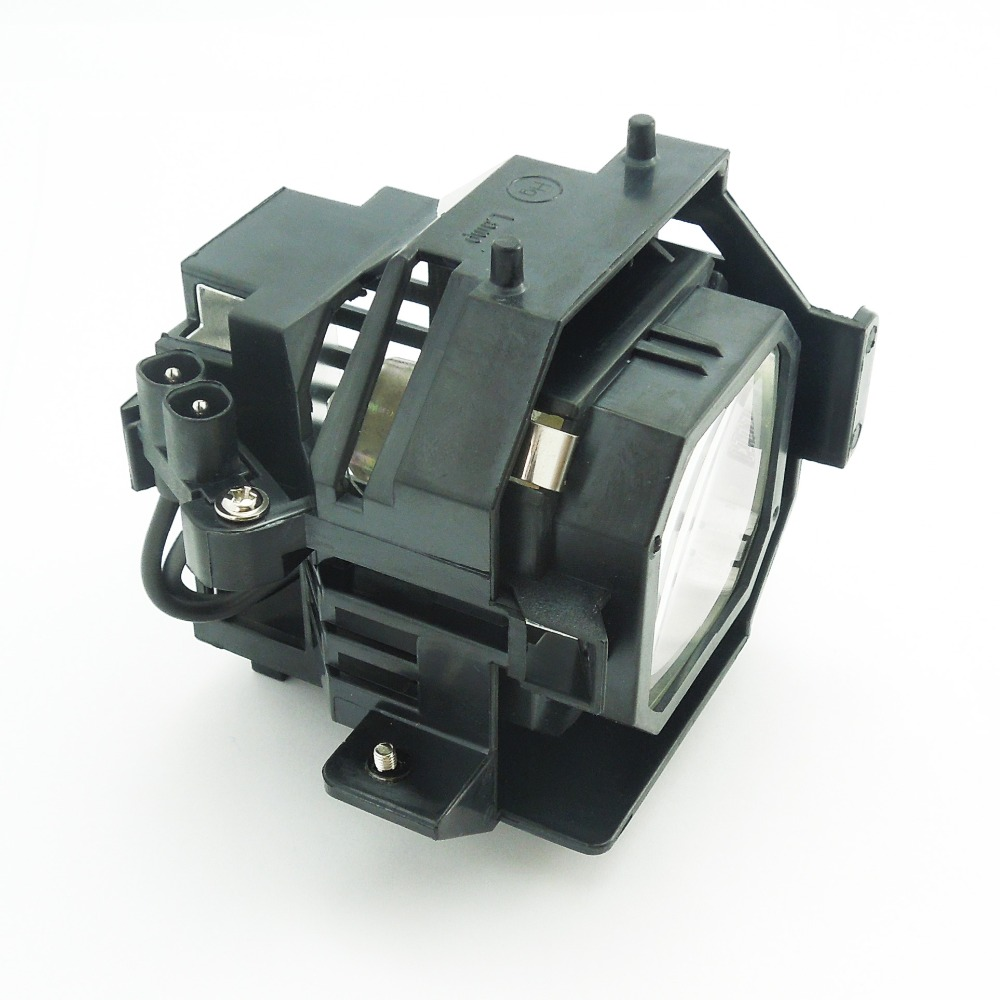Replacement Projector Lamp With Housing ELPLP31 / V13H010L31 For EPSON EMP-830/EMP-830P/EMP-835P/V11H145020/V11H146020