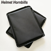 Helmet Hornbills 2pcs Lot 6 X 8 Aramid NIJ Level IIIA Bulletproof Side Panel NIJ 3A
