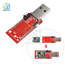 CH340 CH340G USB To ESP8266 ESP-07 ESP07 Serial WiFi Adapter Transceiver Module for Arduino