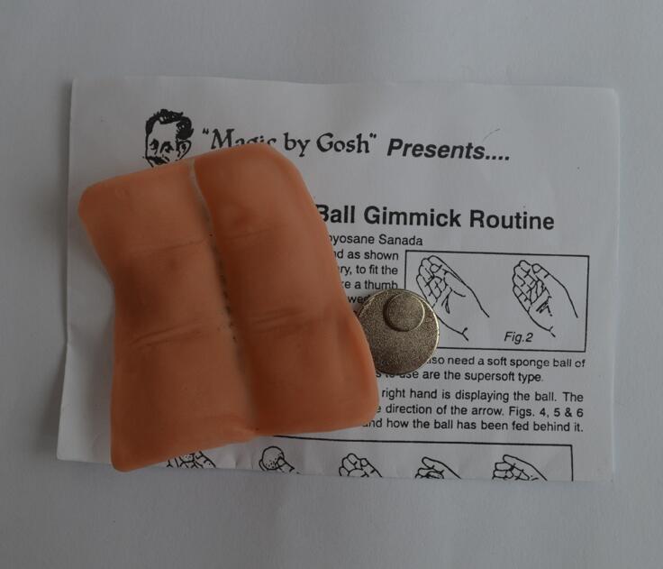 Sanada Gimmick Routines Tours de Magie Incroyable Magie close-up Illusion Magique Accessoires Facile À Faire Accessoires spectacles de Magie Jouets