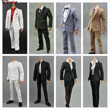 Zctoys 1:6 Scale Career Formal Clothes Suit Business Outfit Fit 12 Inch Male/Female Skirt Set Action Figure Accessories