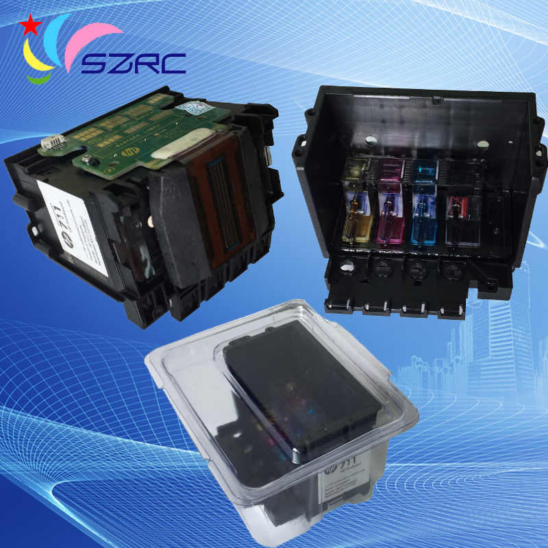High Quality Original 2hand HP711 Print Head Compatible For HP designjet T120 T520 Printhead