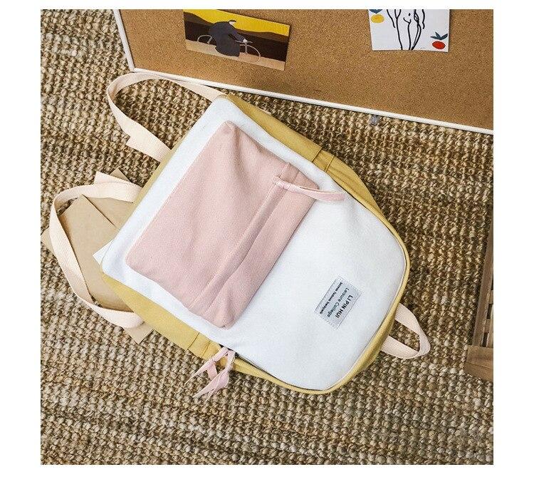 HTB10I1IaAT2gK0jSZPcq6AKkpXav 2019 New Fashion Women Backpack Leisure Shoulder School Bag For Teenage Girl Bagpack Rucksack Knapsack Backpack For Women