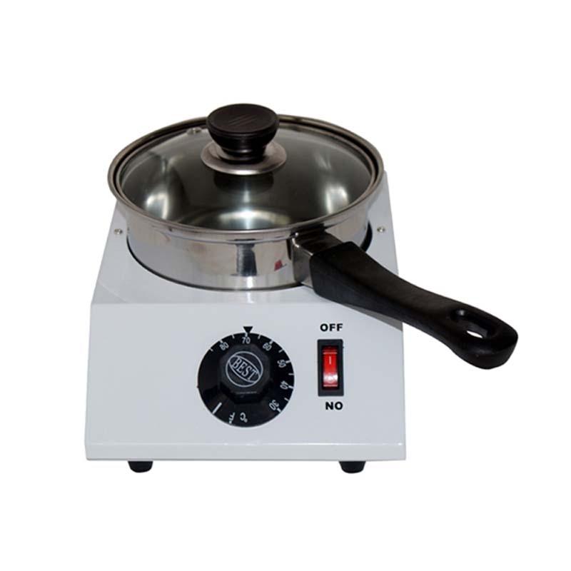 110 v  220v elektryczny do topienia czekolady garnek  czekoladowe piec do topienia  czekolada tygiel w Waflownice od AGD na title=