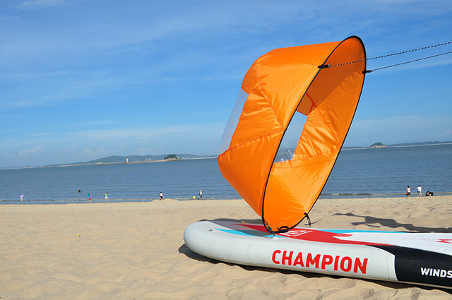 Outdoor Kayak Boat Wind Sail For Canoes Boats Paddle Board Sailing Windpaddle