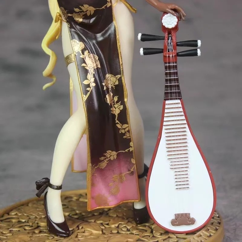 US $40 23 30% OFF Sexy AlphaMax SKYTUBE PVC Action figure Tony STP T2 Art  Girls Jin Lian cheongsam 1/6 Scale Can cast off Adult Collectible Model-in